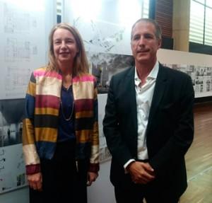 Fotografía: Arq. Maria Hurtado de Mendoza (Estudio Entresitio) y Arq. Felipe Gonzalez Pacheco (MGP Aqruitectura y Urbanismo)